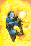 Mystique No.12 Cover: Mystique Prints