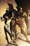 Wolverine: First Class No.11 Cover: Wolverine and Shadowcat Posters by David Williams