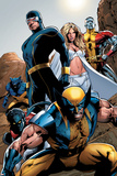 X-Men: Pixies And Demons Directors Cut Group: Wolverine Prints by Greg Land