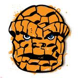 Marvel Comics Retro: Thing Prints