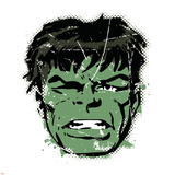 Marvel Comics Retro: The Incredible Hulk (aged) Plakater