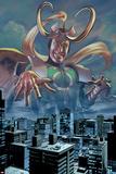 I Am an Avenger No.3: Loki Posing Prints by Mike Mayhew