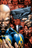 Weapon X: Days Of Future Now No.2 Cover: Professor X Photo by Bart Sears