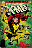 Marvel Comics Retro: The X-Men Comic Book Cover No.135, Phoenix (aged) Posters