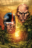 X-Men: Legacy No.215 Cover: Cyclops, Xavier and Charles Posters by Ken Lashley