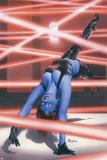 Mystique No.16 Cover: Mystique Print