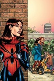 Amazing Spider-Girl No.26 Cover: Spider-Girl Prints by Ron Frenz