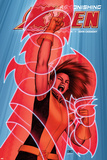 Astonishing X-Men No.21 Cover: Armor Prints by John Cassaday