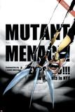 The Pulse No.6 Cover: Wolverine Plakater af Greg Land