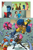 Uncanny X-Men: First Class Giant-Size Special No.1 Group: Wolverine Posters by Craig Rousseau