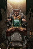 Astonishing X-Men: Ghost Boxes No.1 Cover: Wolverine Prints by Simone Bianchi