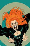 X-Factor No.5 Cover: Siryn Plakaty autor Ryan Sook
