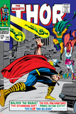 Marvel Comics Retro: The Mighty Thor Comic Book Cover No.143, Sif Posters
