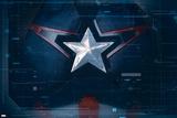 The Avengers: Age of Ultron - Captain America Suit Prints