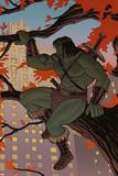 Dark Avengers 190 Cover: Skaar Posters by Joe Quinones