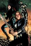 Hulk No.42: Valkyrie, Black Widow, War Machine Posters by Patrick Zircher