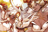 X-Men Evolutions No.1: Emma Frost Posters by Greg Tocchini