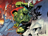 Incredible Hulks No.614: Hulk Smashing Posters by Barry Kitson