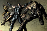 X-Men Evolutions No.1: Sabretooth Prints by Patrick Zircher