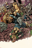 Warriors Three No.2: Ulik Smashing Prints by Neil Edwards