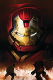 The Avengers: Age of Ultron - Hulkbuster Prints
