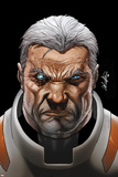 Cable and X-Force 16 Cover: Cable Plakat af Salvador Larroca