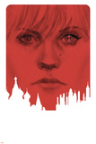 Black Widow 1 Cover: Black Widow Print by Phil Noto