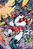 Uncanny X-Men No.462 Cover: Captain Britain Prints by Alan Davis