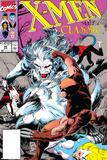 X-Men Classic No.46 Cover: Wendigo, Wolverine and Nightcrawler Posters by Steve Lightle