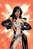 X-Men 8 Cover: St. Croix, Monet Posters by Terry Dodson