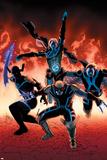 Uncanny Avengers 10 Cover: Sentry, Daken, Banshee, Grim Reaper Posters by John Cassaday
