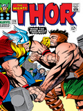 Marvel Comics Retro: The Mighty Thor Comic Book Cover No.126, Hercules Posters