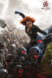 The Avengers: Age of Ultron - Black Widow Pósters