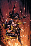 David Finch - New X-Men No.45 Cover: X-23 and Lady Deathstrike Obrazy