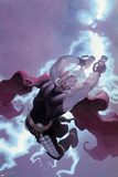 Thor: God of Thunder 11 Cover: Thor Posters par Esad Ribic