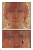 Phil Noto - Black Widow #1 Figure: Black Widow Fotografie