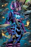 Fantastic Four No.602: Galactus Pósters por Barry Kitson
