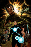 X-Men: Emperor Vulcan No.1 Cover: Vulcan and Havok Posters by Paco Diaz