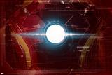 The Avengers: Age of Ultron - Iron Man Suit Design Prints
