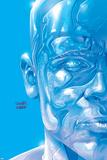 X-Men No.157 Cover: Iceman Posters af Salvador Larroca