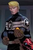 Avengers No.12: Steve Rogers Posters av John Romita Jr.