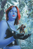 Mystique No.17 Cover: Mystique Posters
