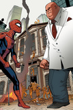 Marvel Adventures Spider-Man No.24: Spider-Man and Kingpin Photo by Rob Disalvo