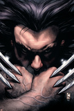 Wolverine No.55 Cover: Wolverine Poster af Simone Bianchi