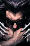 Wolverine No.55 Cover: Wolverine Plakat autor Simone Bianchi
