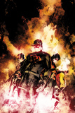 Daredevil No.512 Cover: Daredevil Standing Prints by John Cassaday