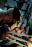 Wolverine: Origins No.27 Cover: Wolverine and Daken Charging Prints by Greg Land