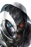 Shadowland: Moon Knight No.3 Cover: Moon Knight Posing Print by Francesco Mattina