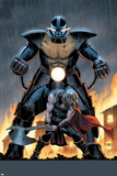 Uncanny Avengers 6 Cover: Apocalypse, Thor Photo by John Cassaday