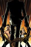 Daken: Dark Wolverine No.19 Cover: Daken Standing Prints by Giuseppe Camuncoli
